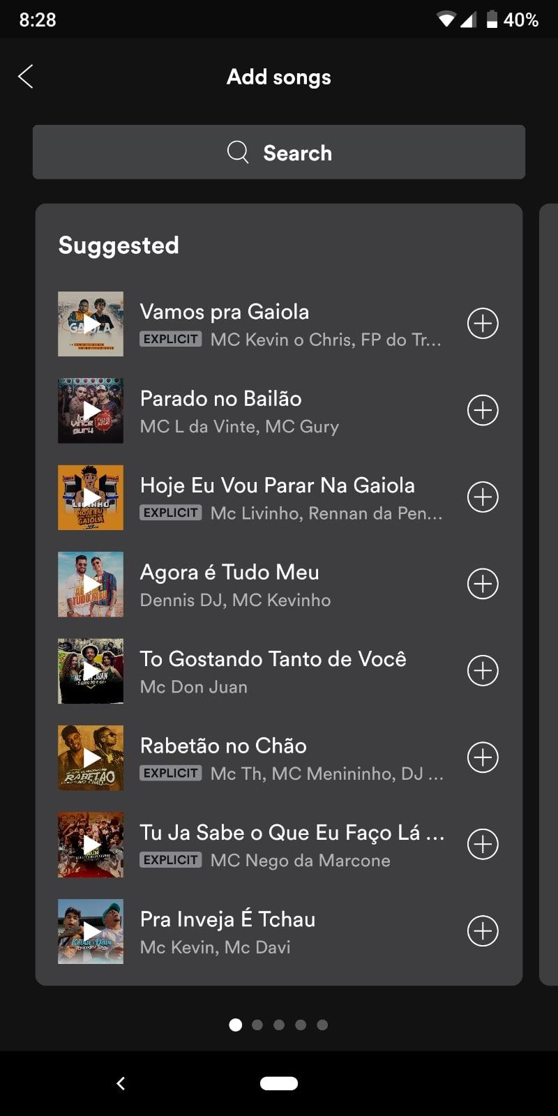 A Música Eu Parado No Bailão spotify in india: everything you need to know - android