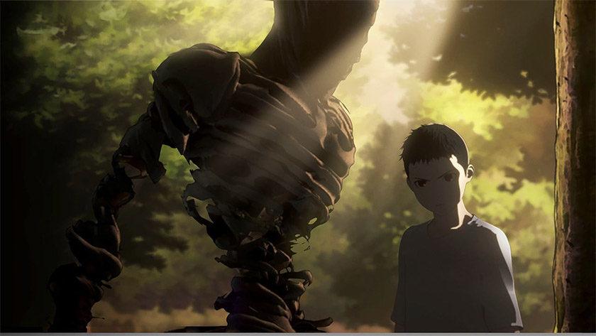 Ajin - best anime on netflix
