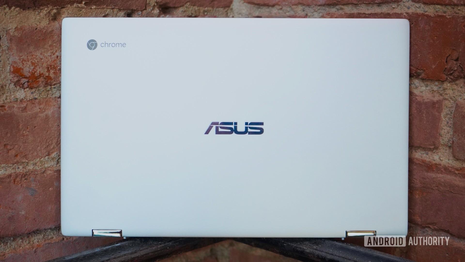 Asus Chromebook Flip C434 spangle silver