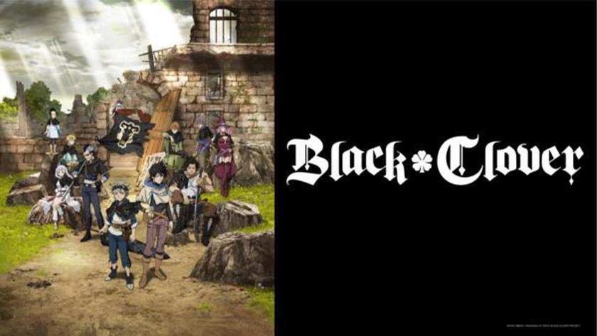 Black Clover - best anime on netflix
