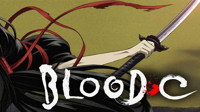 Blood-C - best anime on hulu
