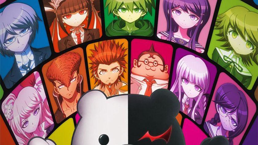 Danganronpa - best anime on hulu