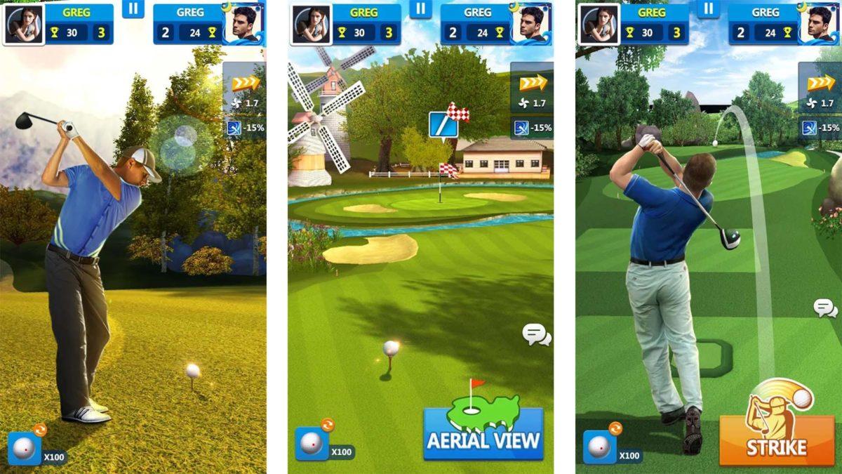 Golf Master 3D screenshot