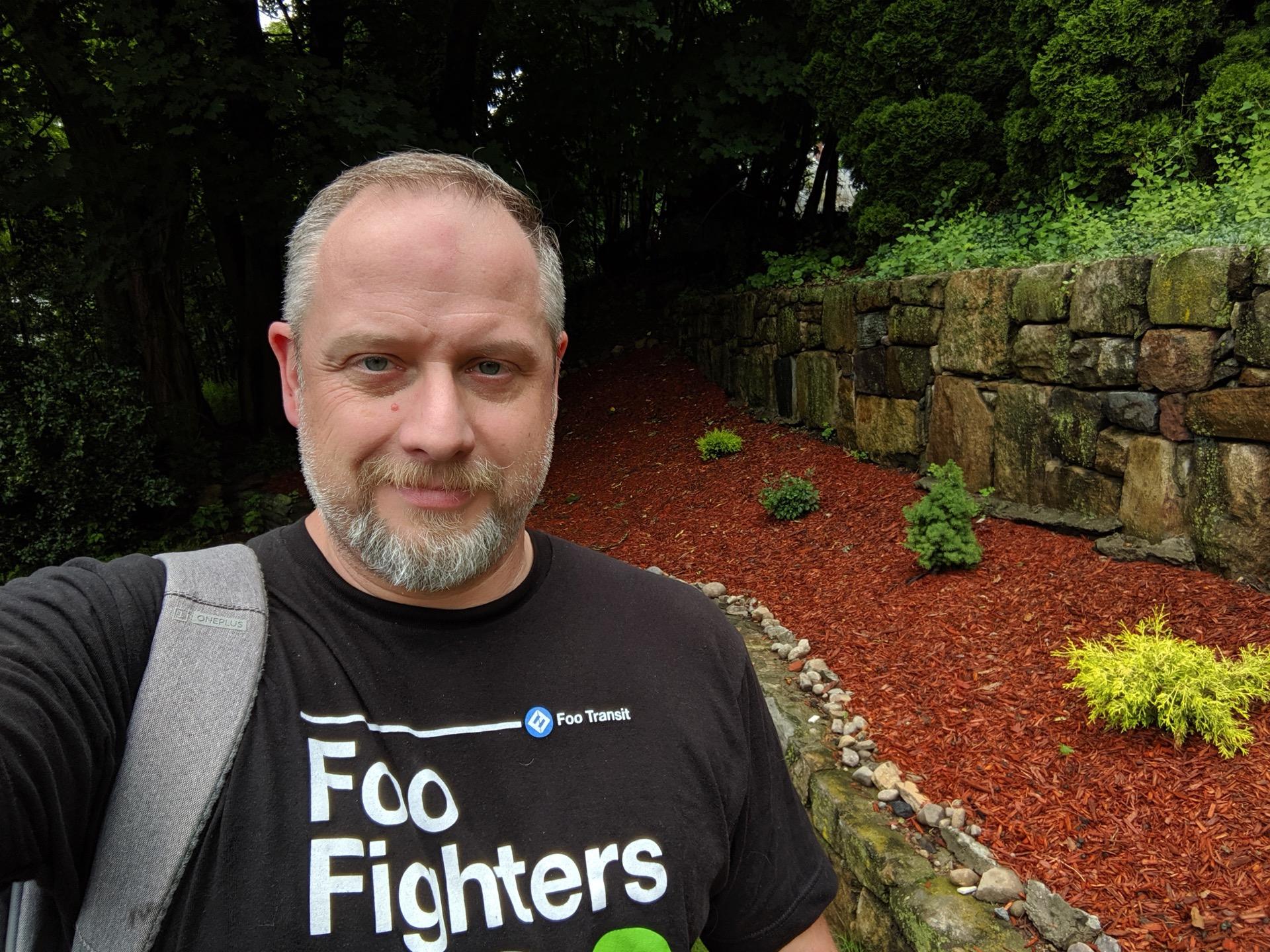 Google Pixel 3a XL Camera Review Selfie landscaping