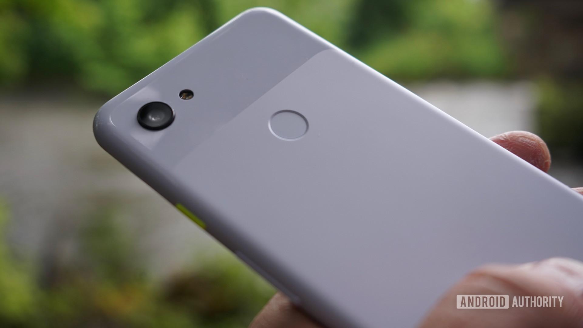Google Pixel 3a XL Review hardware