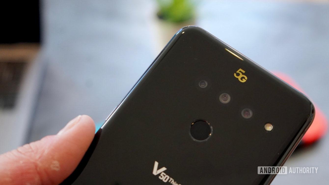 LG V50 ThinQ Review 5G