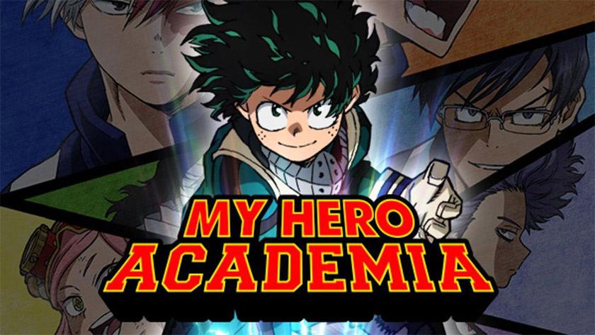My Hero Academia - best anime on hulu