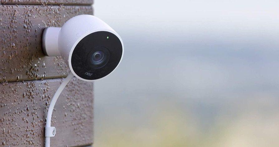 Nest Cam Outdoor - Google Home accessories