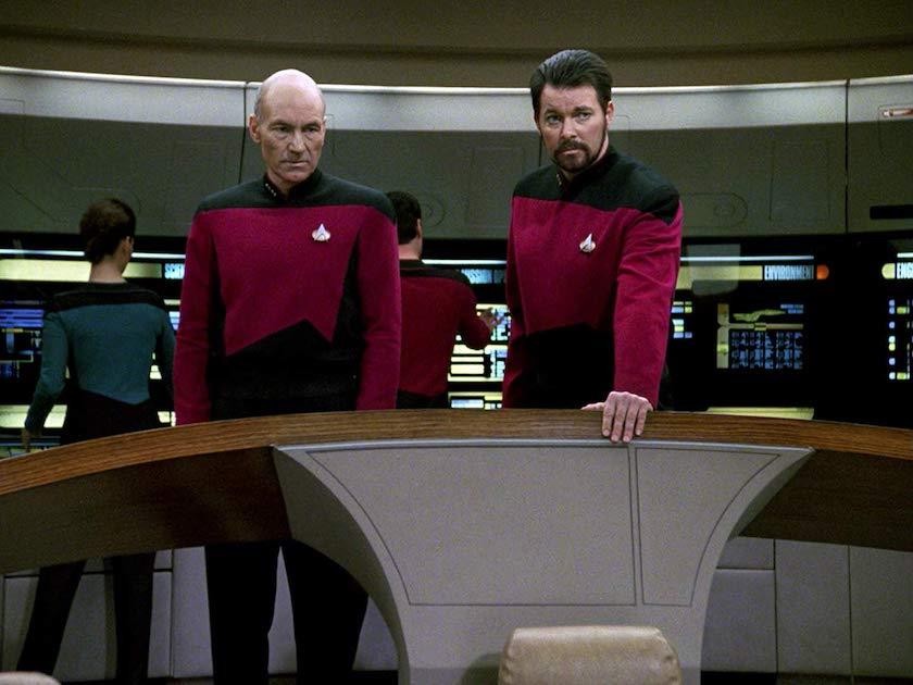 Best sci-fi shows on Netflix Star Trek