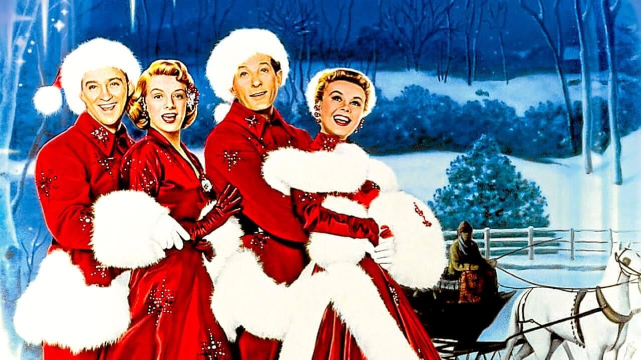 White Christmas Netflix Christmas movies