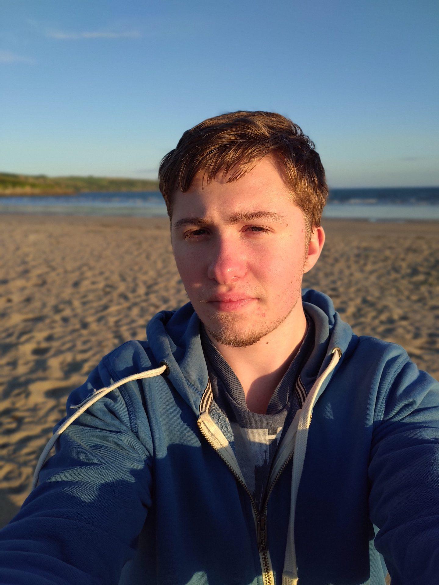 Zenfone 6 Camera - Selfie