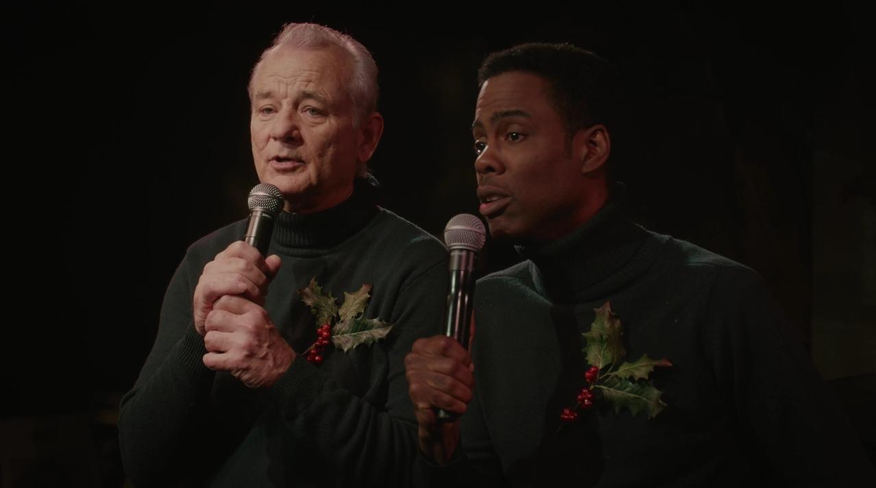 A Very Murray Christmas Netflix Christmas movies