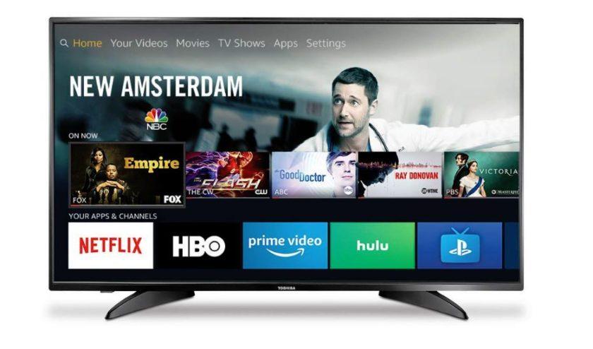 Amazon Toshiba Fire TV