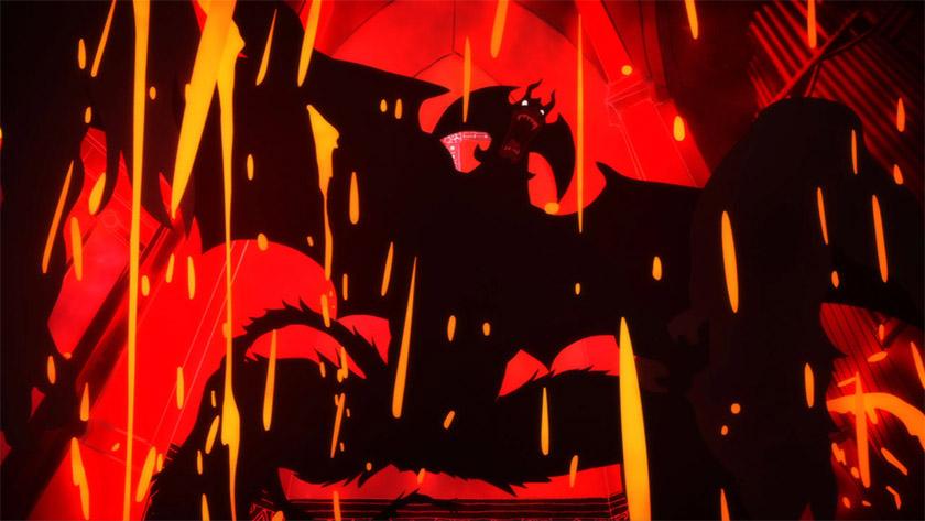 Devilman Crybaby - best anime on netflix