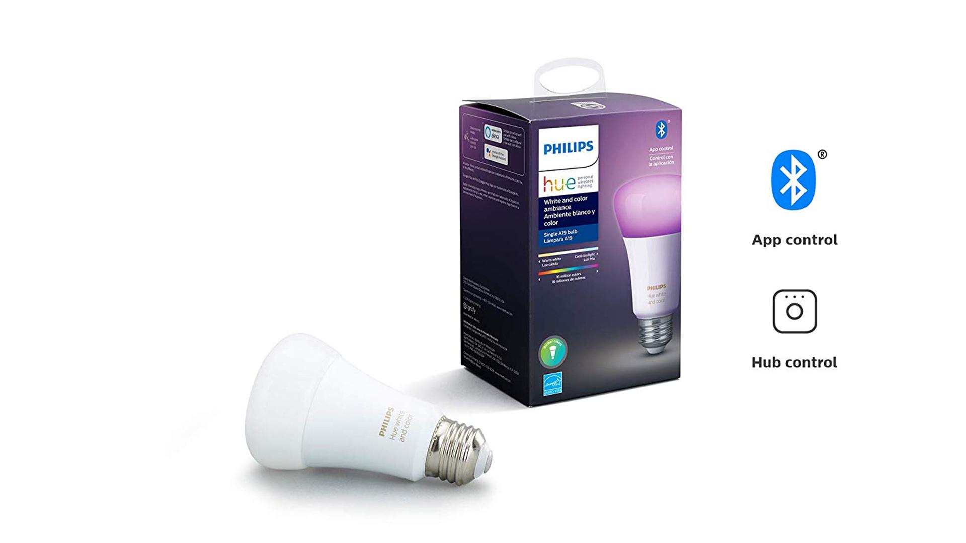 Philips Hue Hubless Bulbs