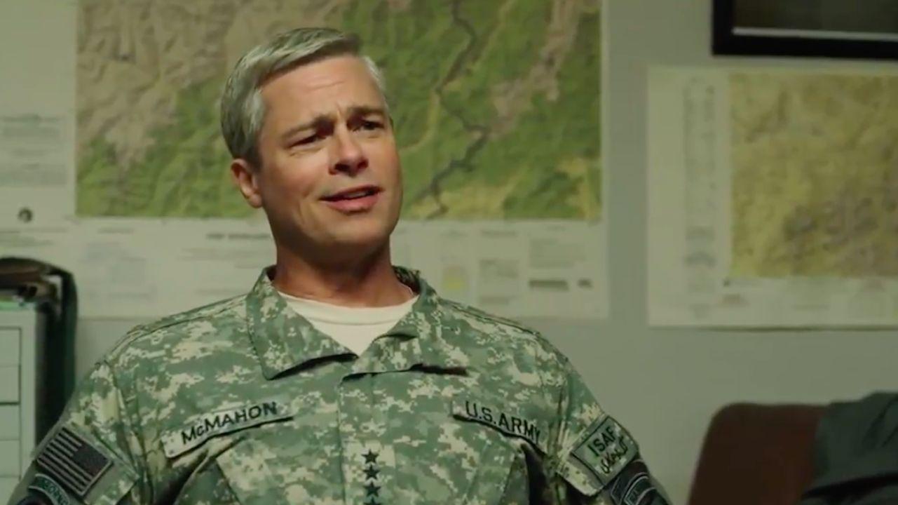 War Machine Netflix war movies