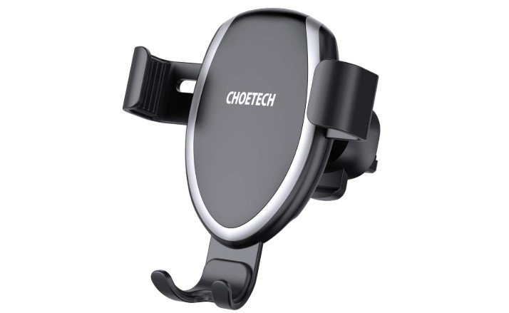CHOETECH Fast Wireless Car Charger
