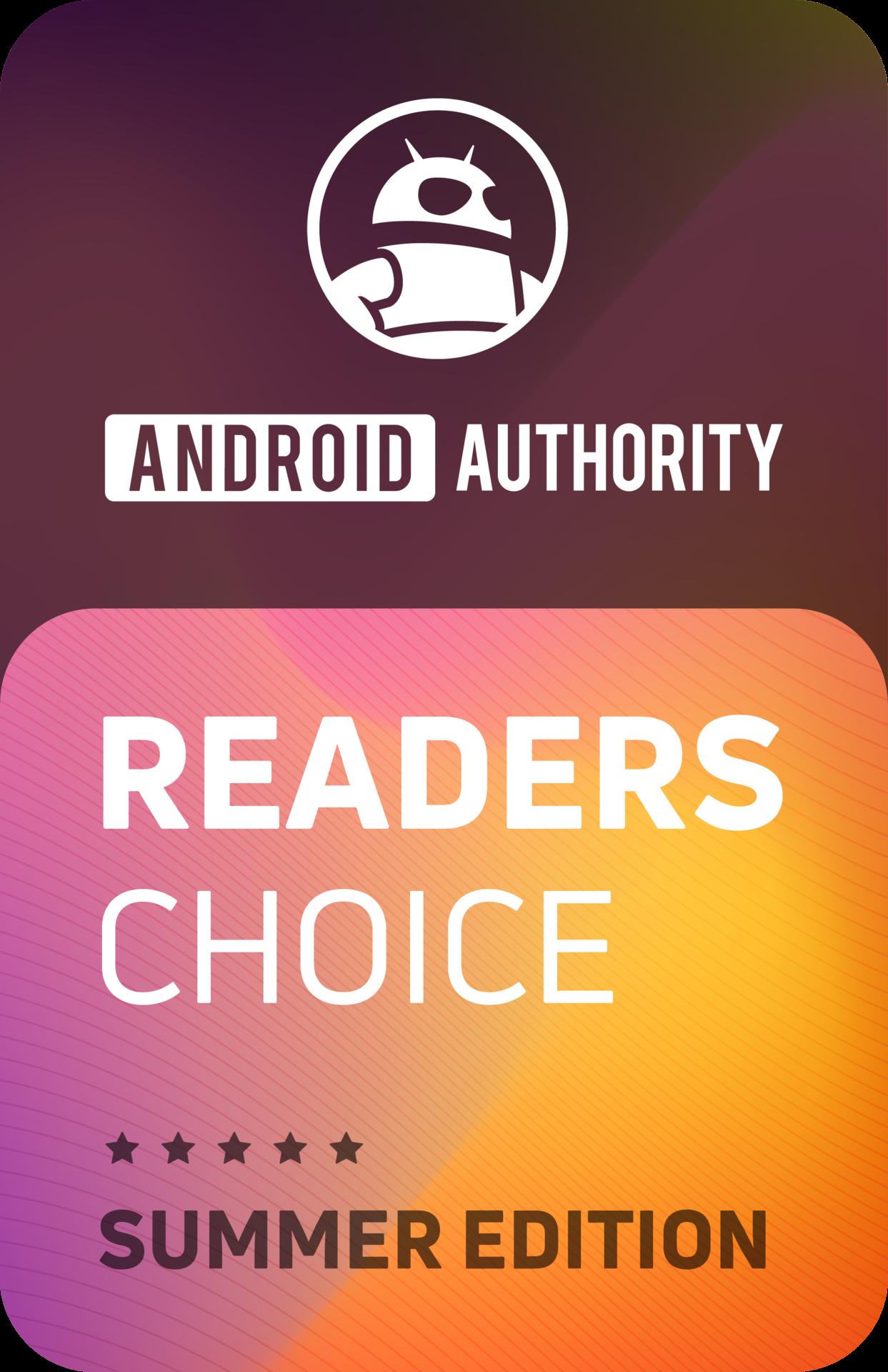 Readers choice summer