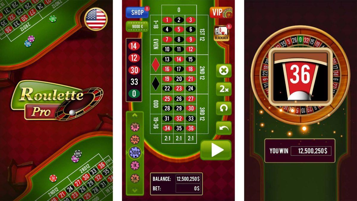 Roulette Casino Vegas screenshot