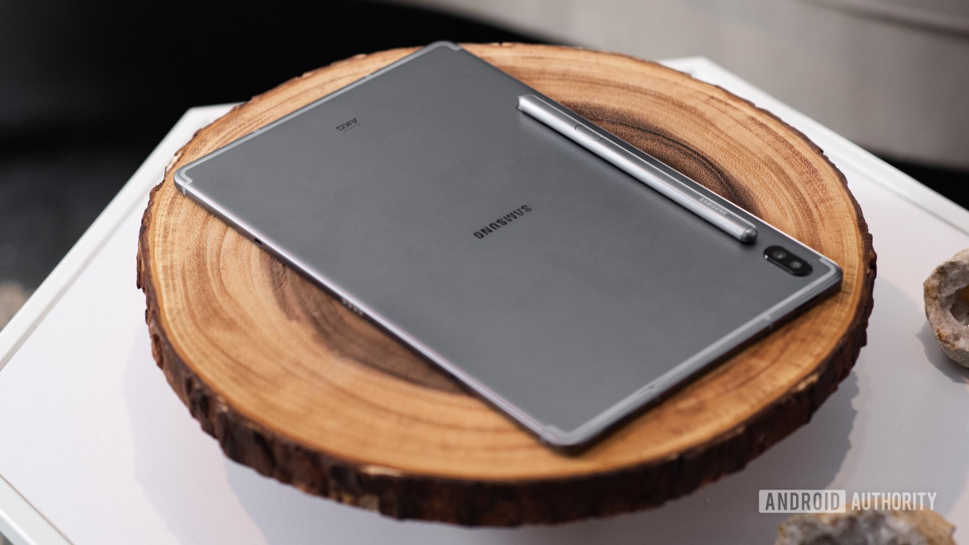 Samsung Galaxy Tab S7 Plus Specs Leak Teasing A Huge Battery