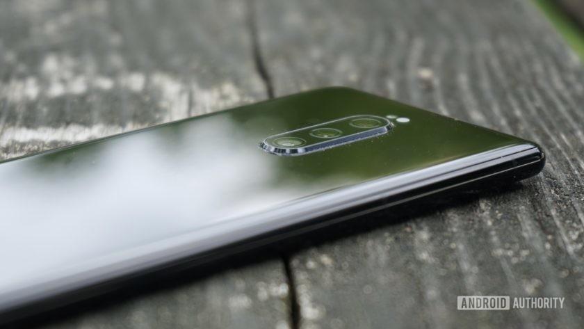 Sony Xperia 1 review camera bump