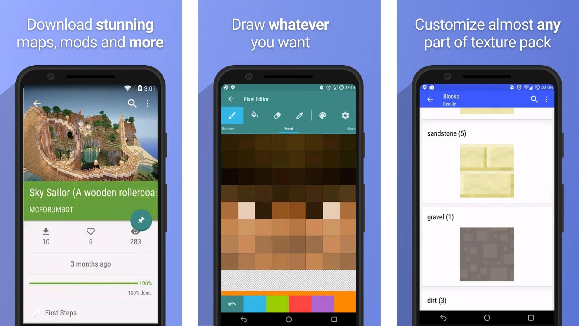 UTKio for Minecraft screenshot 2020