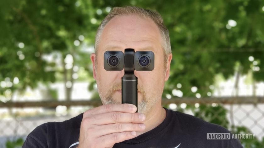 Vuze XR Dual VR kamerasına göz atın