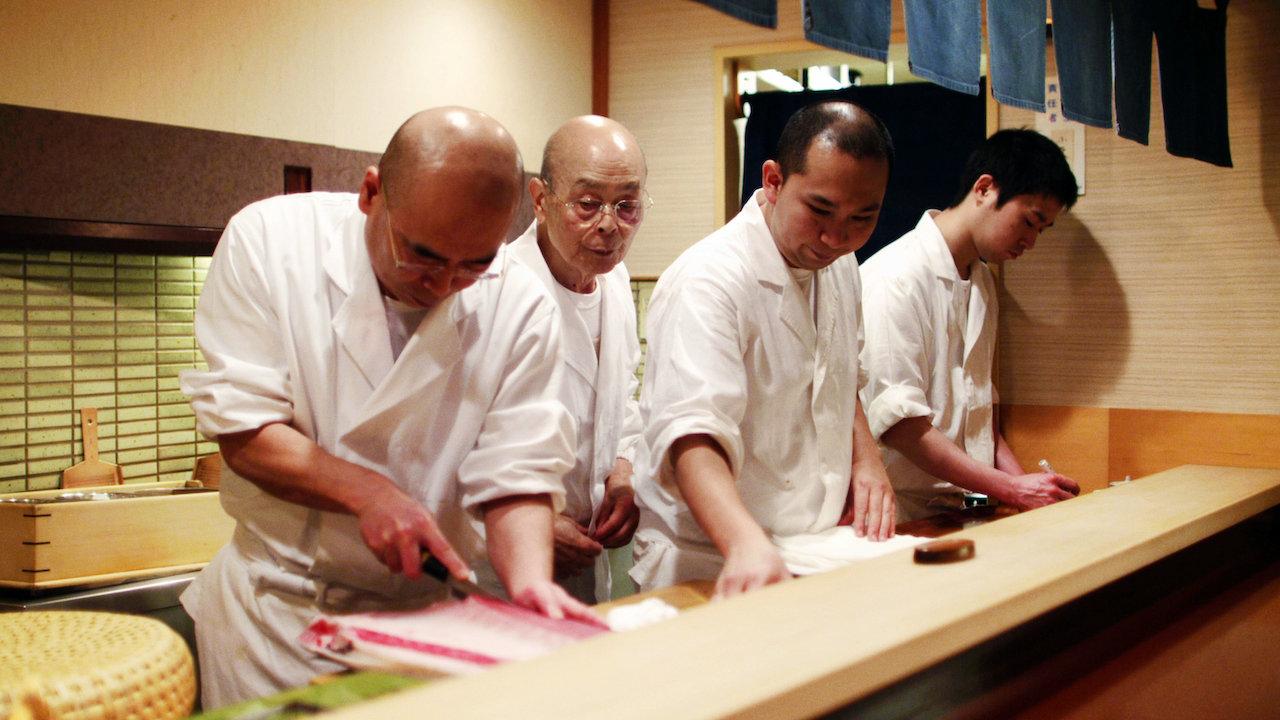 jiro dreams of sushi documentary