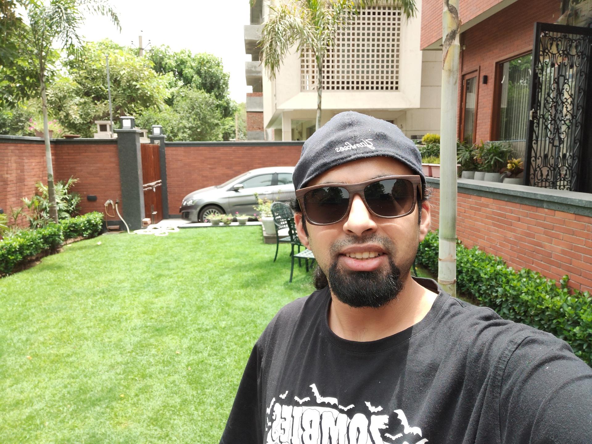 Realme X - Selfie Camera