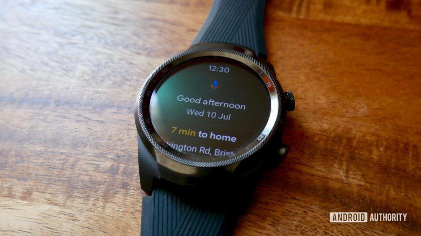TicWatch Pro 4G/LTE Google Assistant