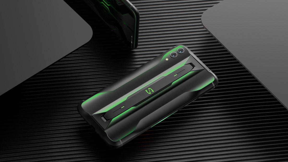 xiaomi black shark 2 pro - best phones with 12GB of RAM