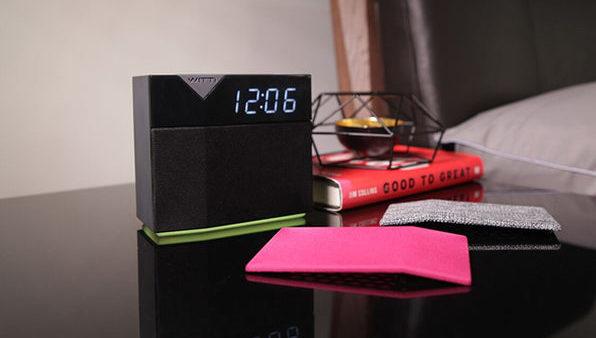 Beddi Intelligent Alarm Clock on desk