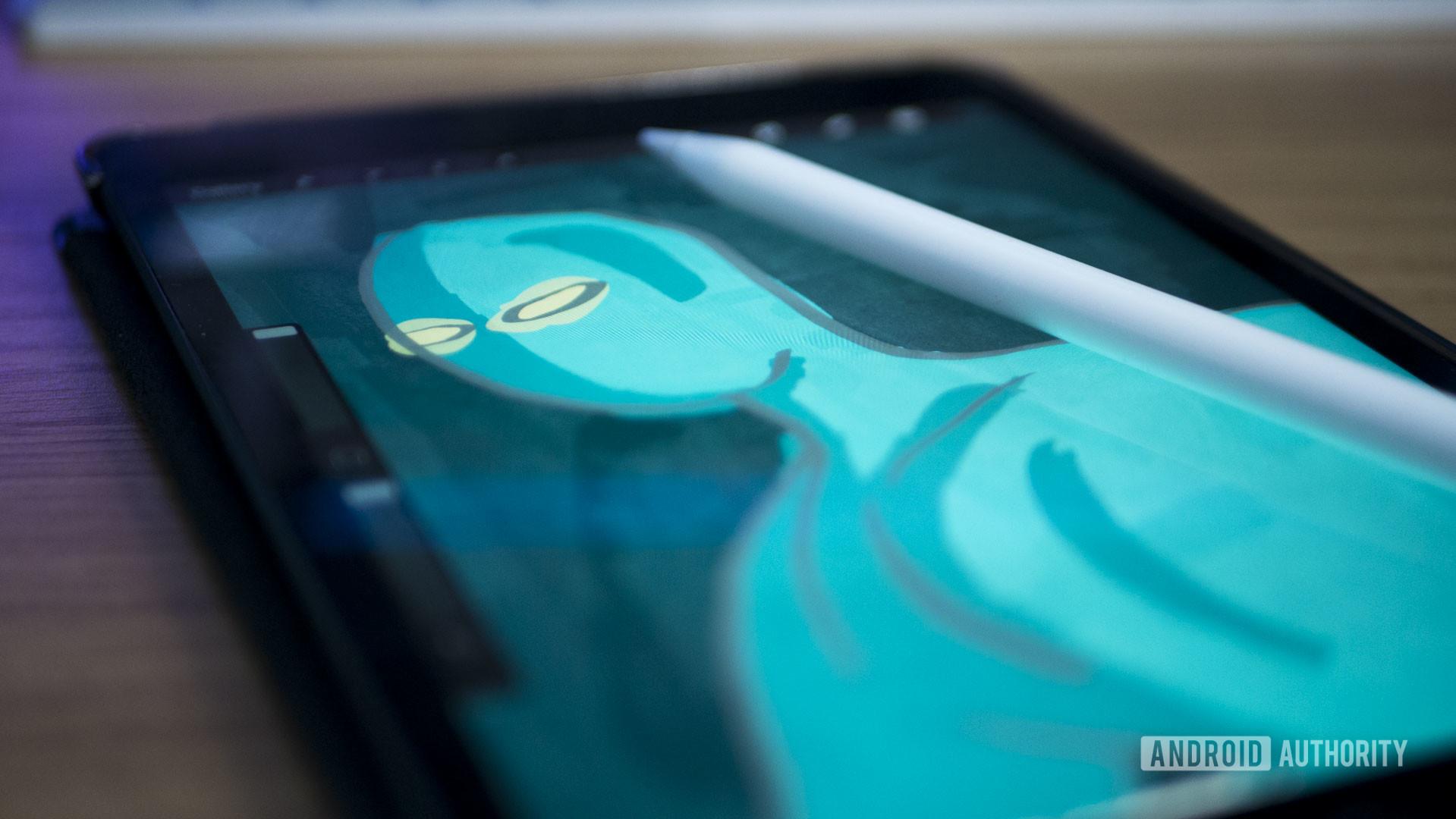 Designer Graphic Design Tablet Apple iPad Mini 5