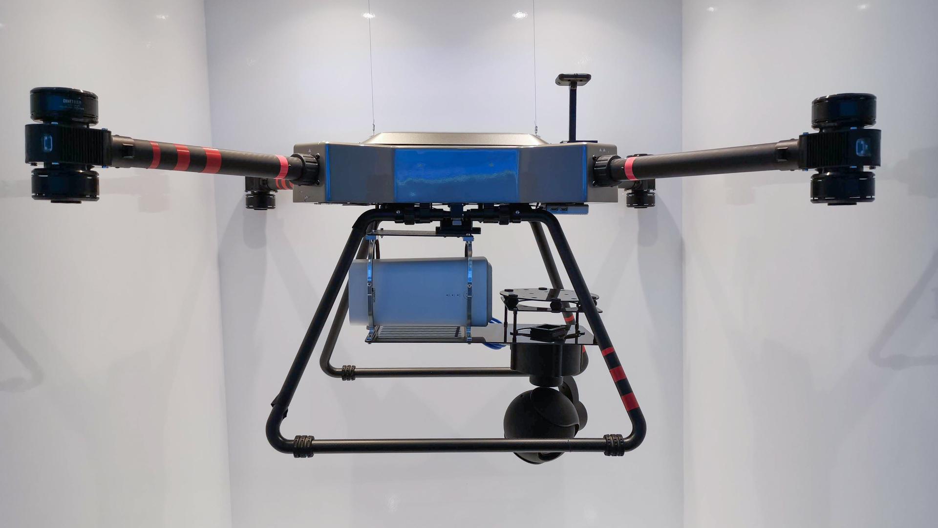 Huawei HQ 5G drone