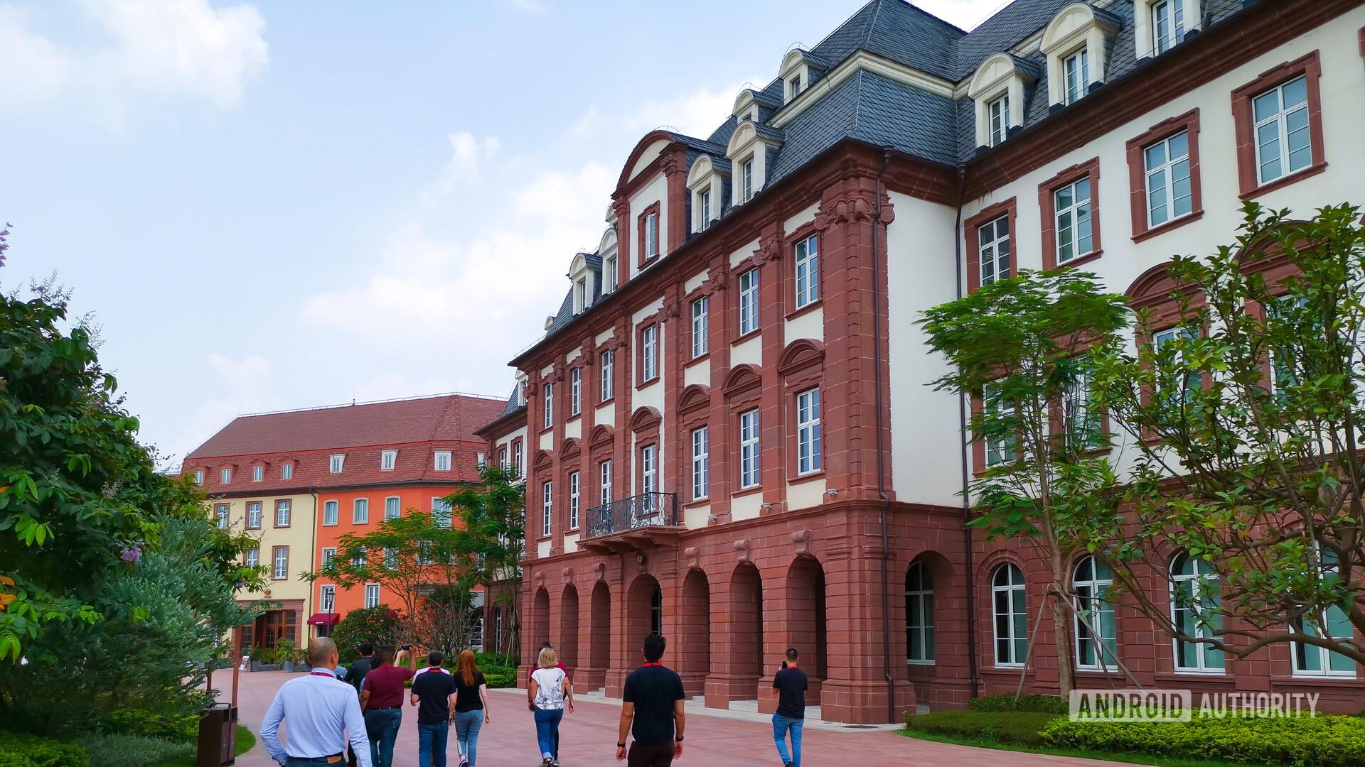 Huawei HQ Ox Horn Bavaria