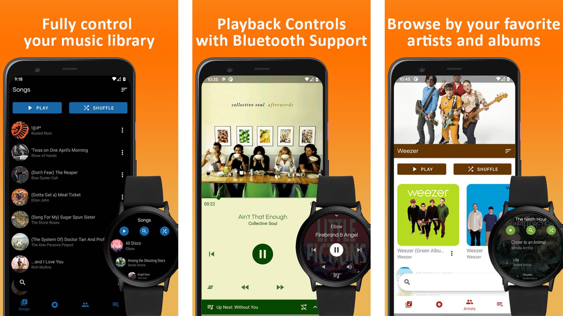 NavMusic screenshot