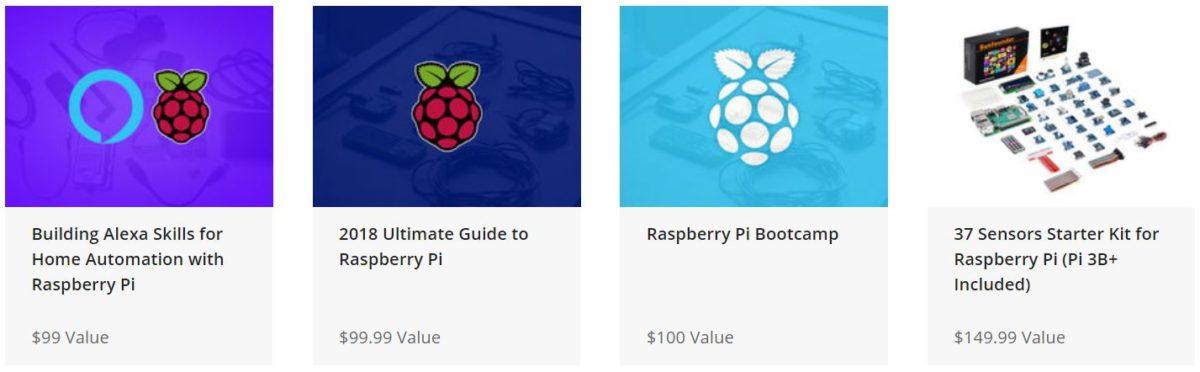 Raspberry Pi 3B Plus Bundle