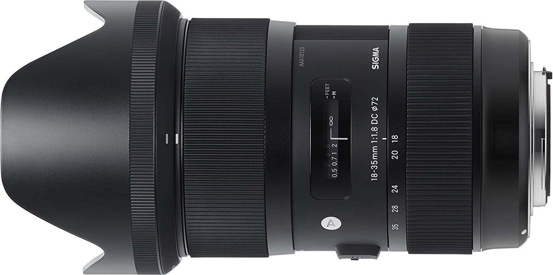Sigma 18 35 f1.8 DC HSM Art Lens - Photography Essentials.