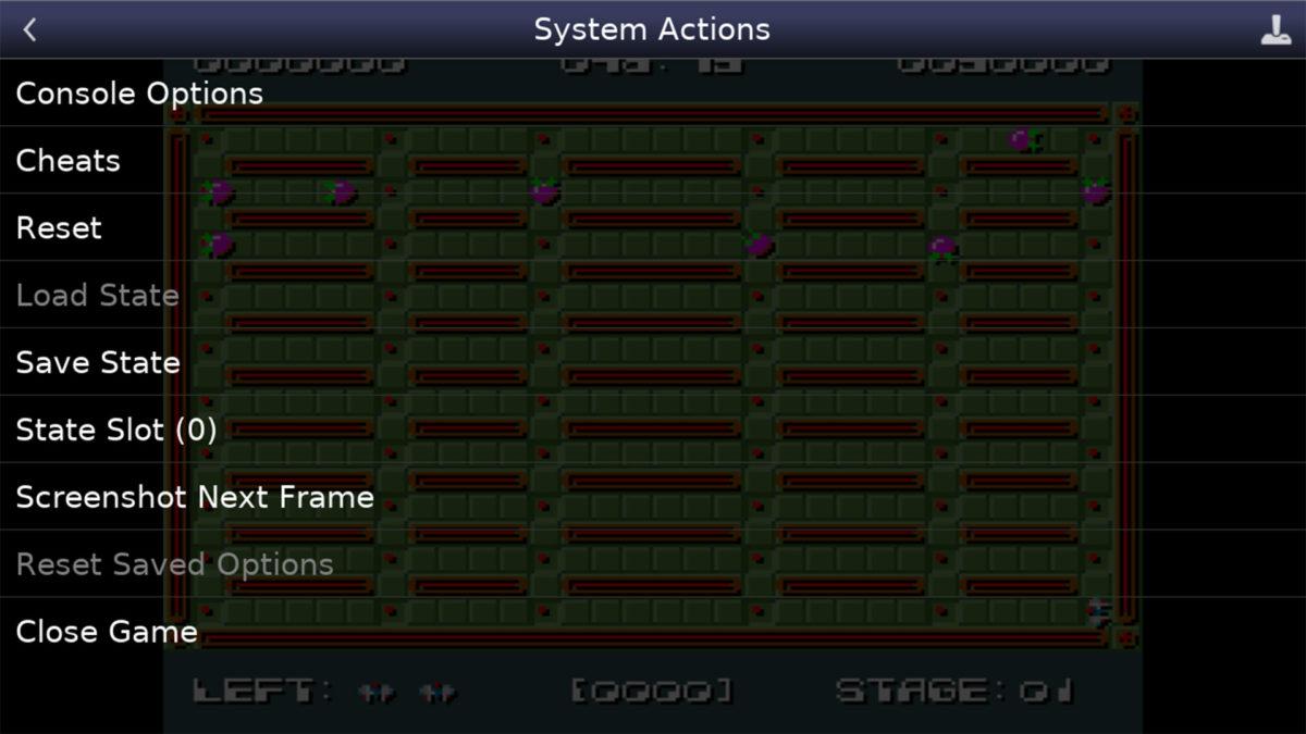 Snes9x EX screenshot 2020