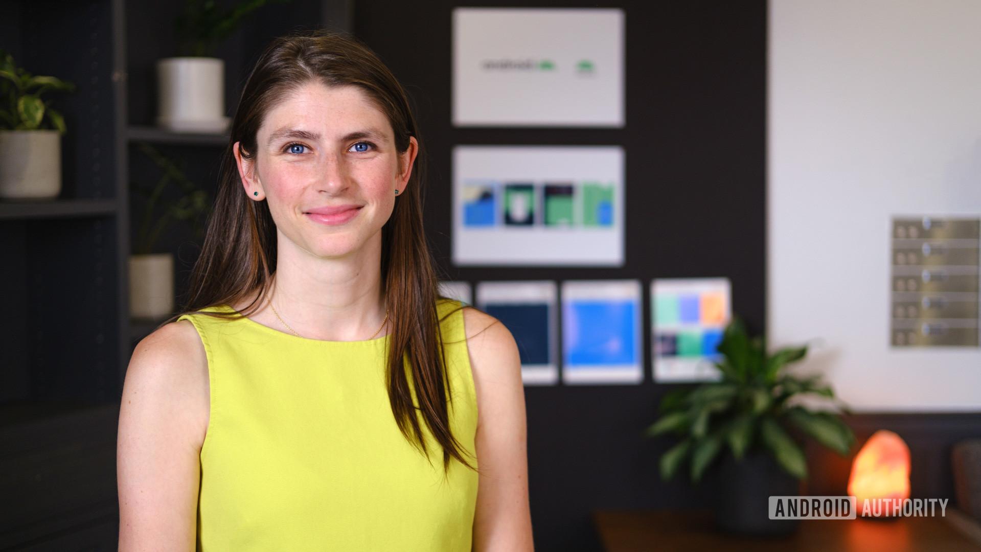 Sydney Thomashow from Google headshot