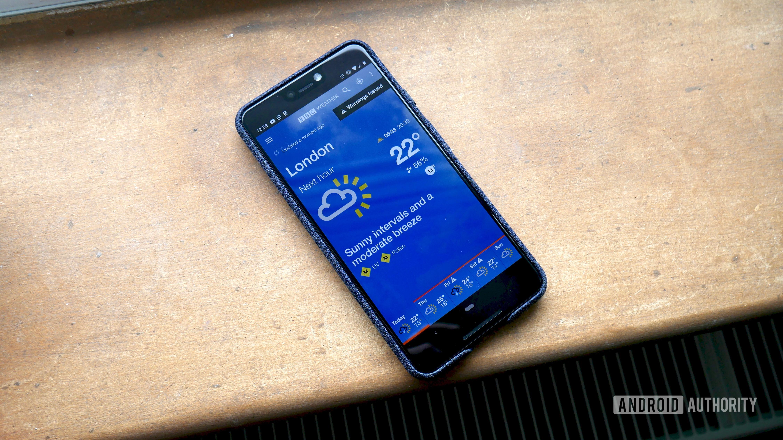 uk weather apps bbc