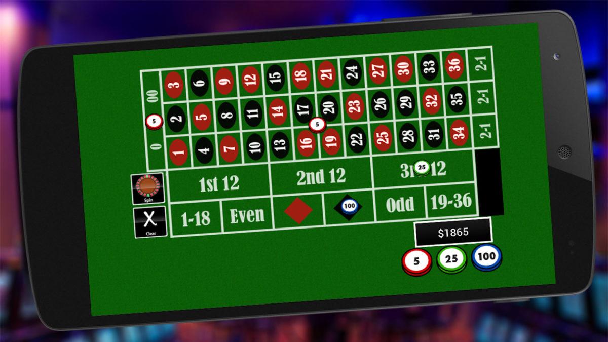 25 in 1 Casino screenshot 2020