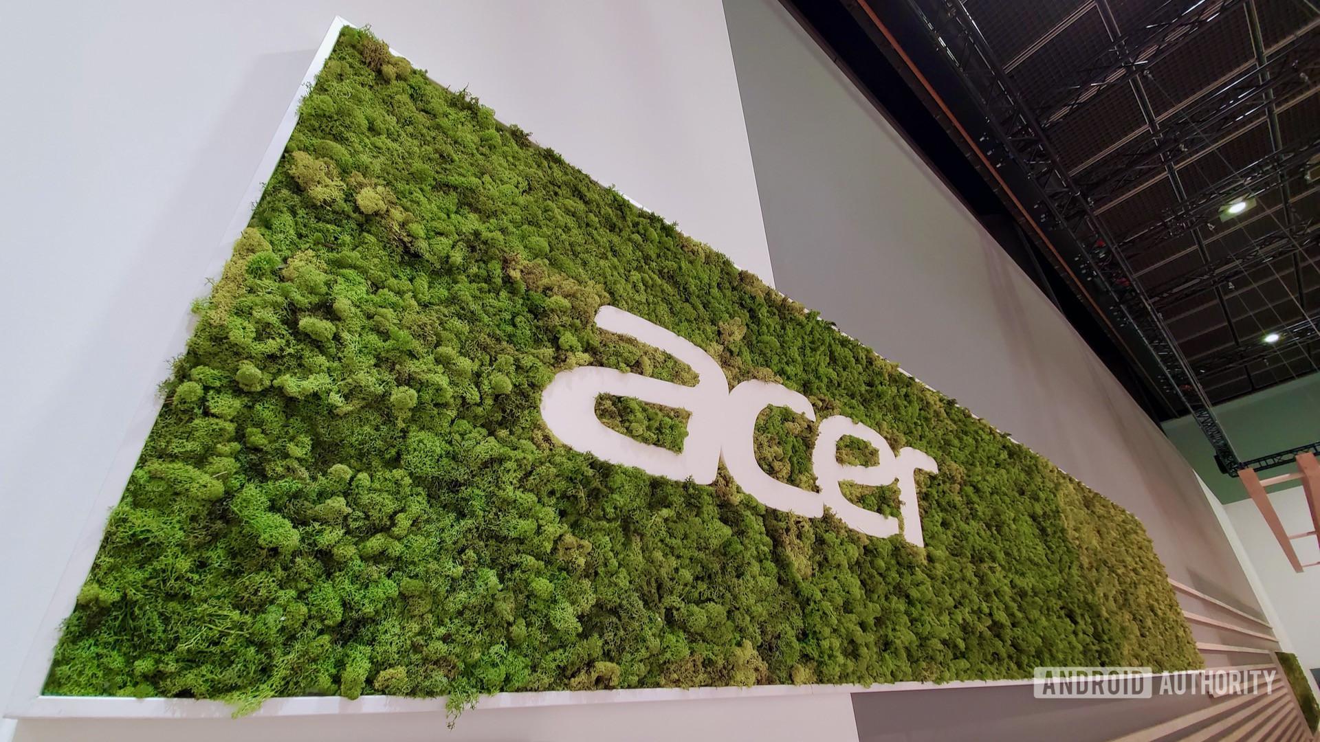 Acer logo IFA white