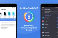 Action Dash 5.0 Update