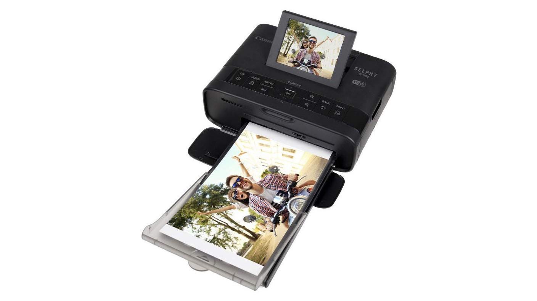 Canon Selphy CP1300 wireless portable printer