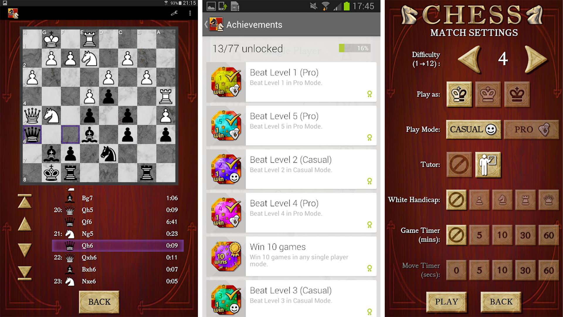 Chess Free screenshot 2020