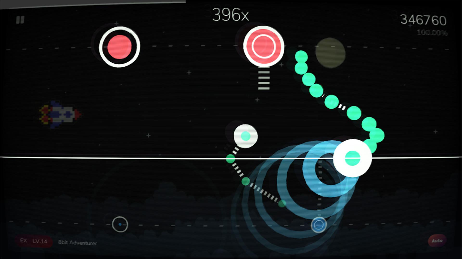 Cytoid screenshot 2020