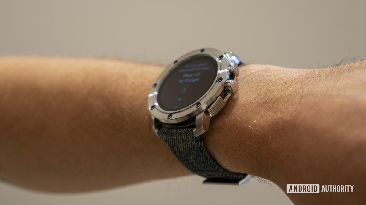 Diesel On Axial Wear OS smartwatch 3