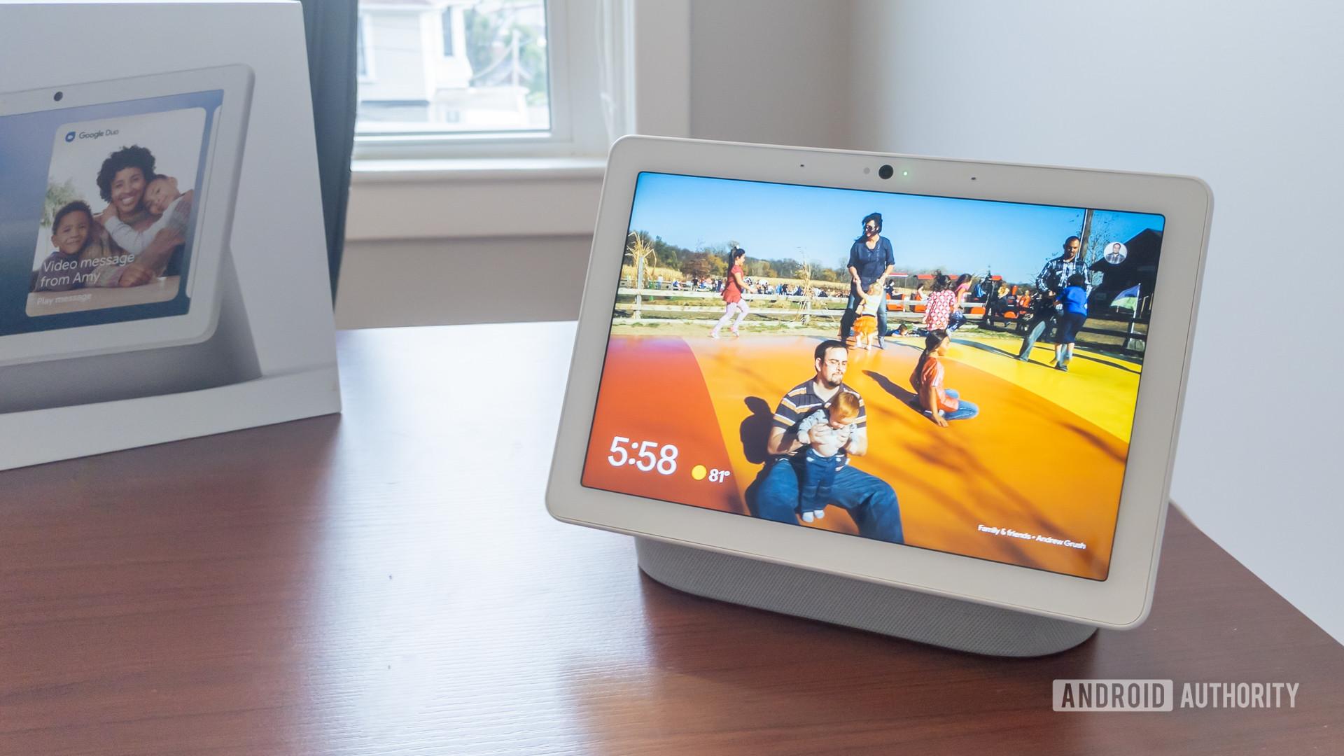 Google Home Hub Max review 15