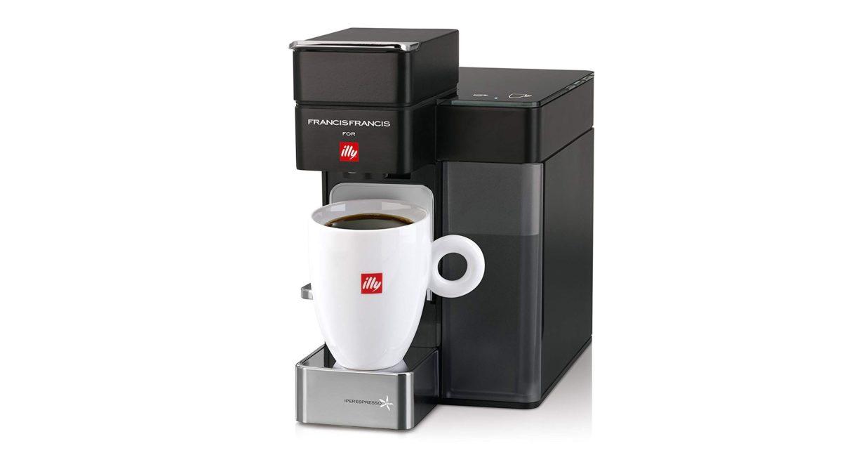 Illy Y5 Smart Espresso Coffee Machine